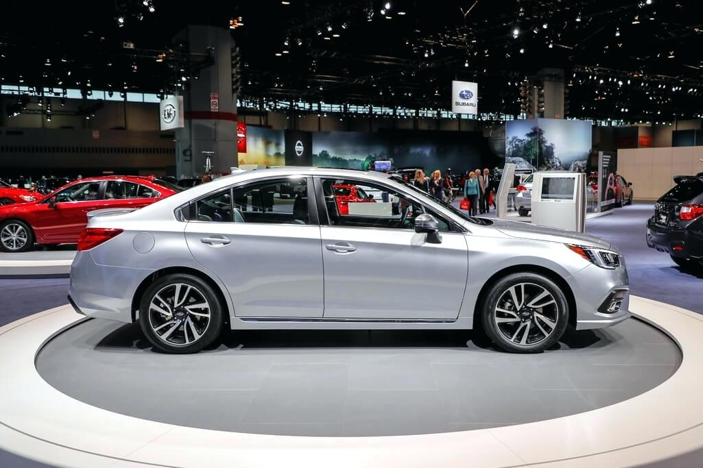 23 The 2019 Subaru Legacy Turbo Gt Redesign