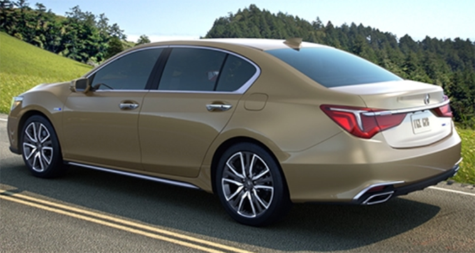 23 The 2020 Acura RLX Price Design and Review