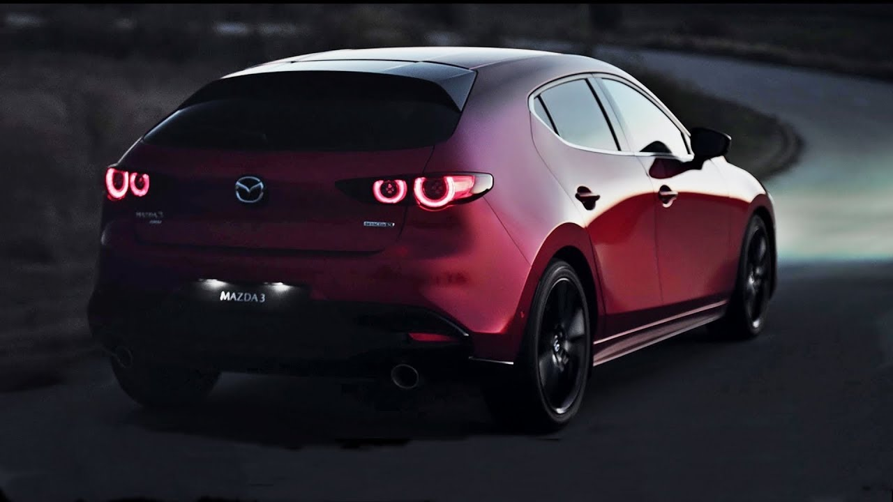 23 The 2020 Mazda 3 Specs and Review