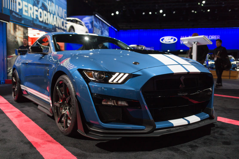 23 The 2020 Mustang Shelby Gt350 Model