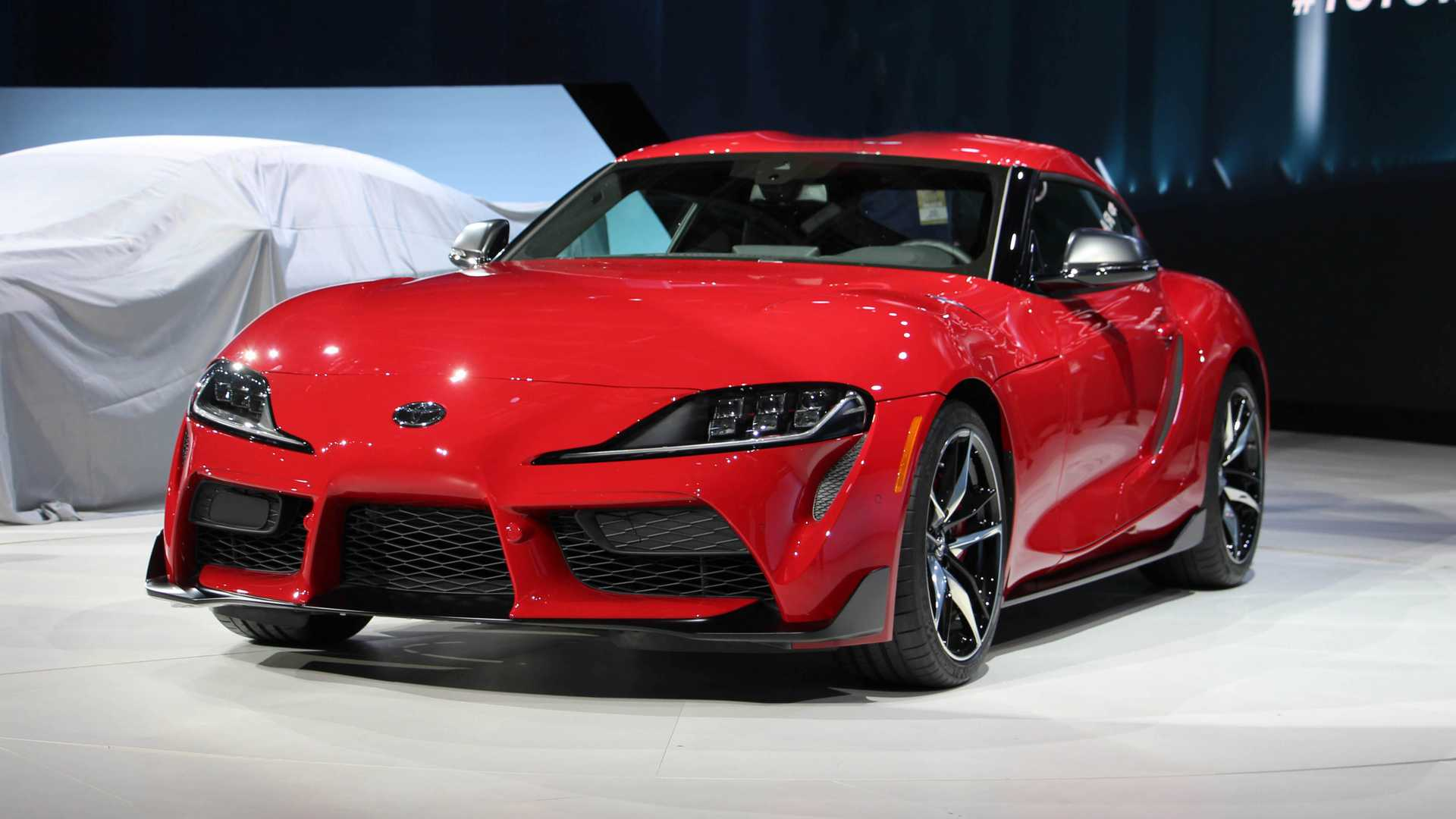 23 The 2020 Toyota Supra Style