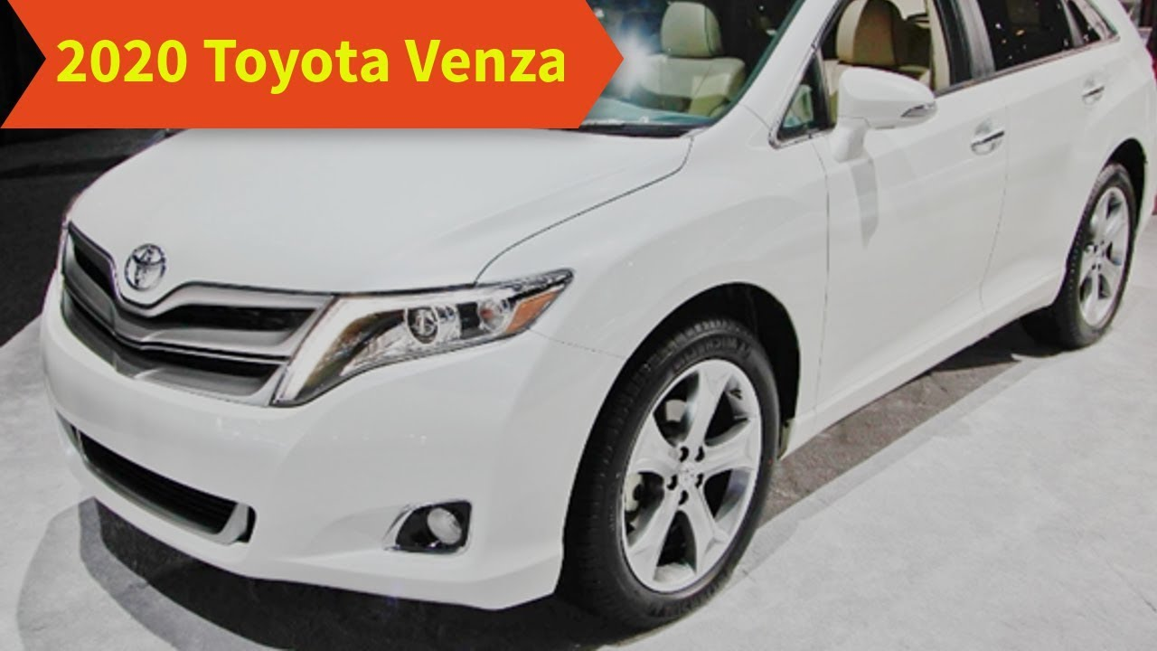 23 The 2020 Toyota Venza Review