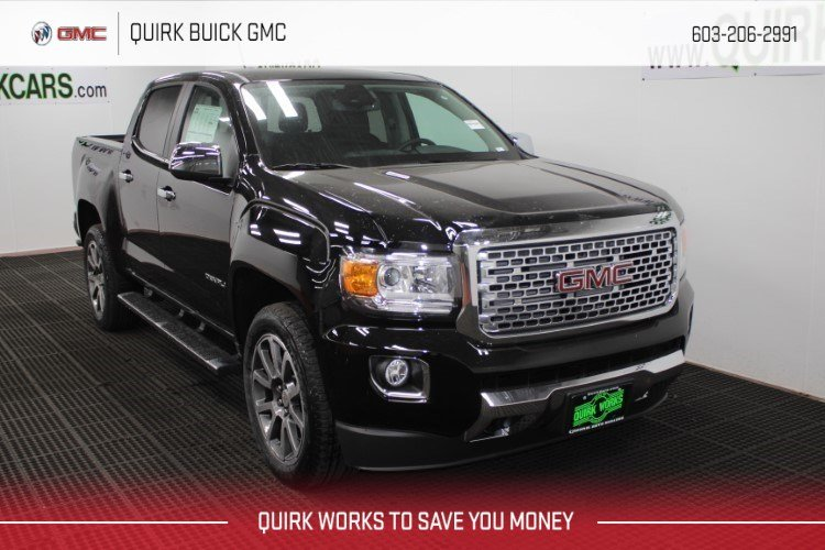 23 The Best 2019 GMC Canyon Denali Performance
