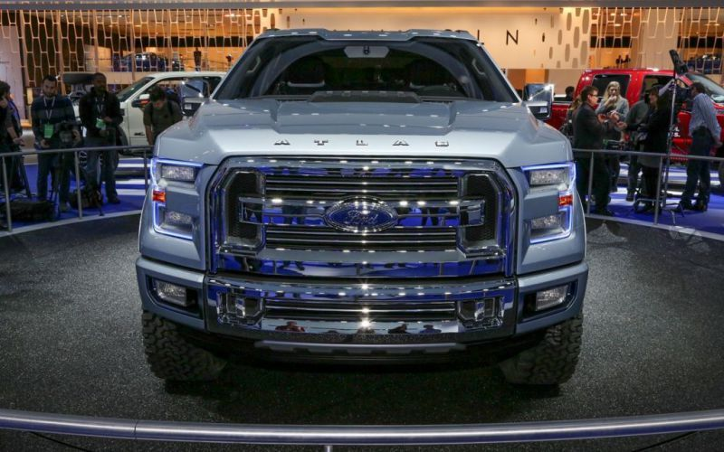 23 The Best 2020 Ford Atlas Configurations