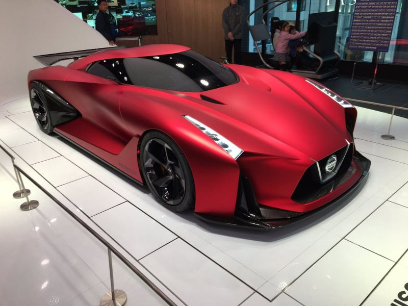 23 The Best 2020 Nissan GT R Concept and Review