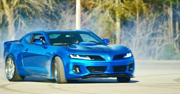 23 The Best 2020 Pontiac Firebird Trans Am Exterior and Interior