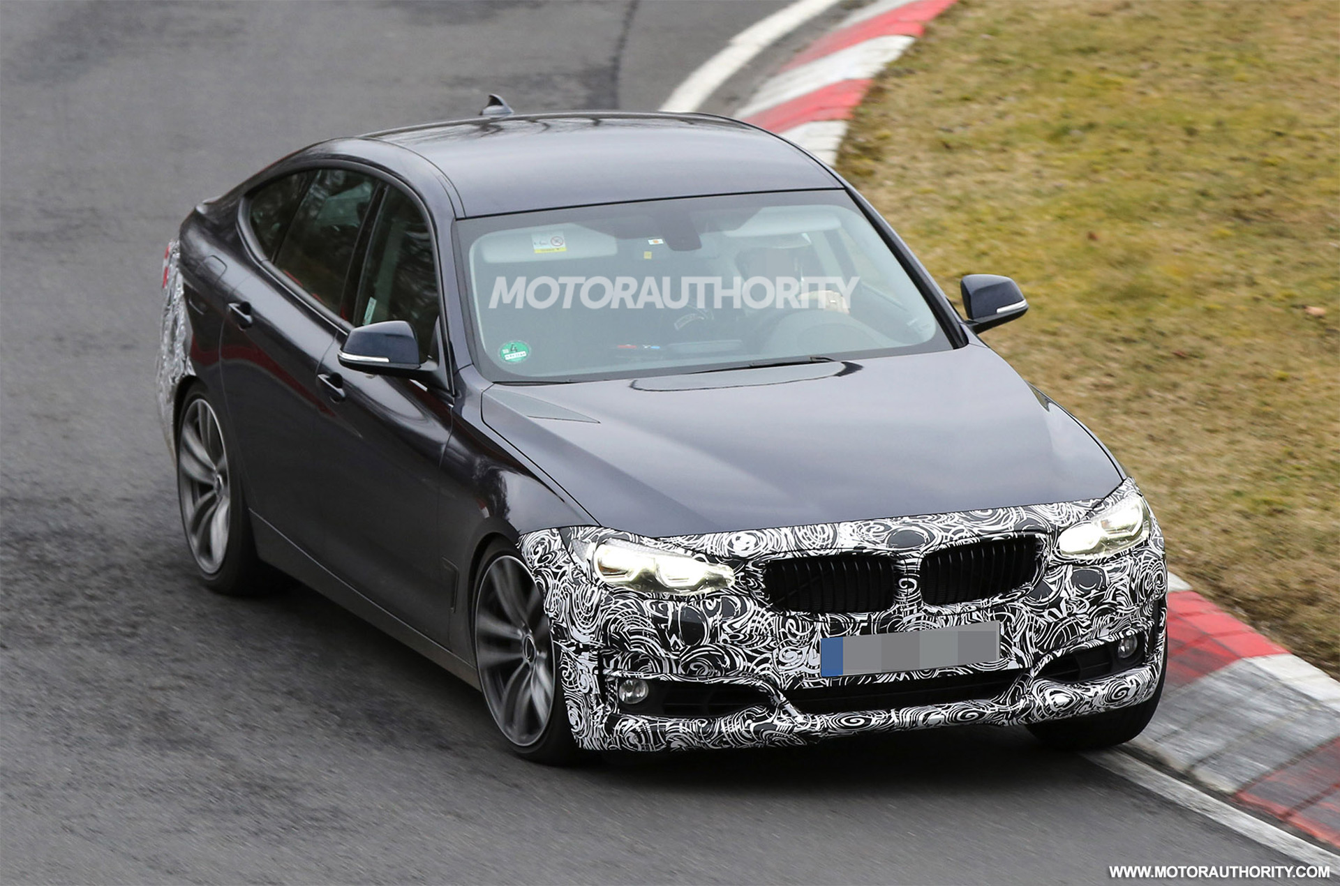 23 The Spy Shots BMW 3 Series Overview