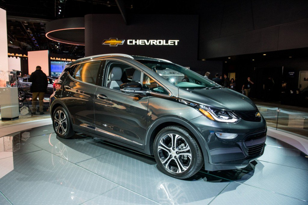 24 A 2019 Chevy Bolt First Drive