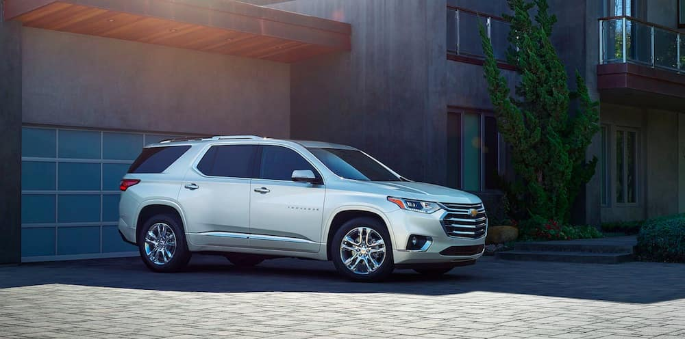 24 A 2019 Chevy Traverse Price