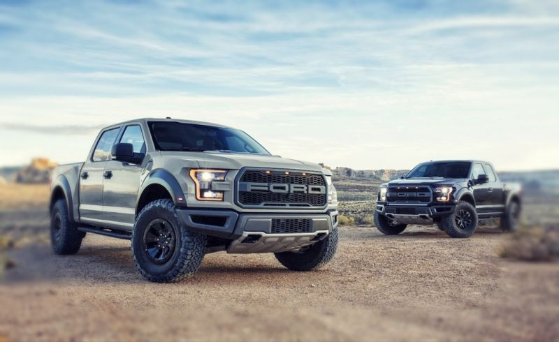 24 A 2020 All Ford F150 Raptor Performance and New Engine