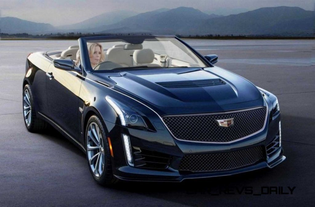 24 A 2020 Cadillac Cts V Coupe First Drive