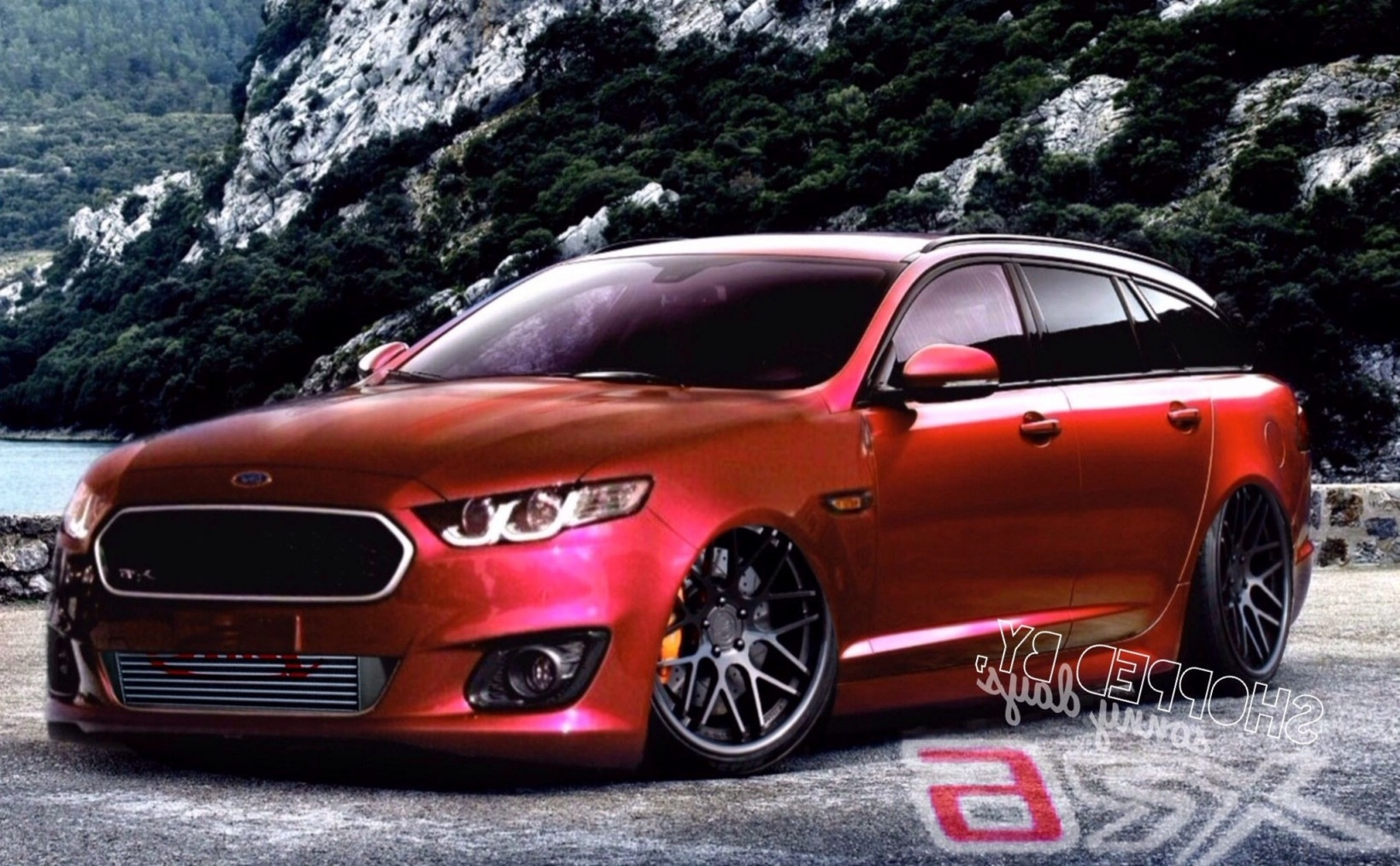 24 A 2020 Ford Falcon Gt Redesign