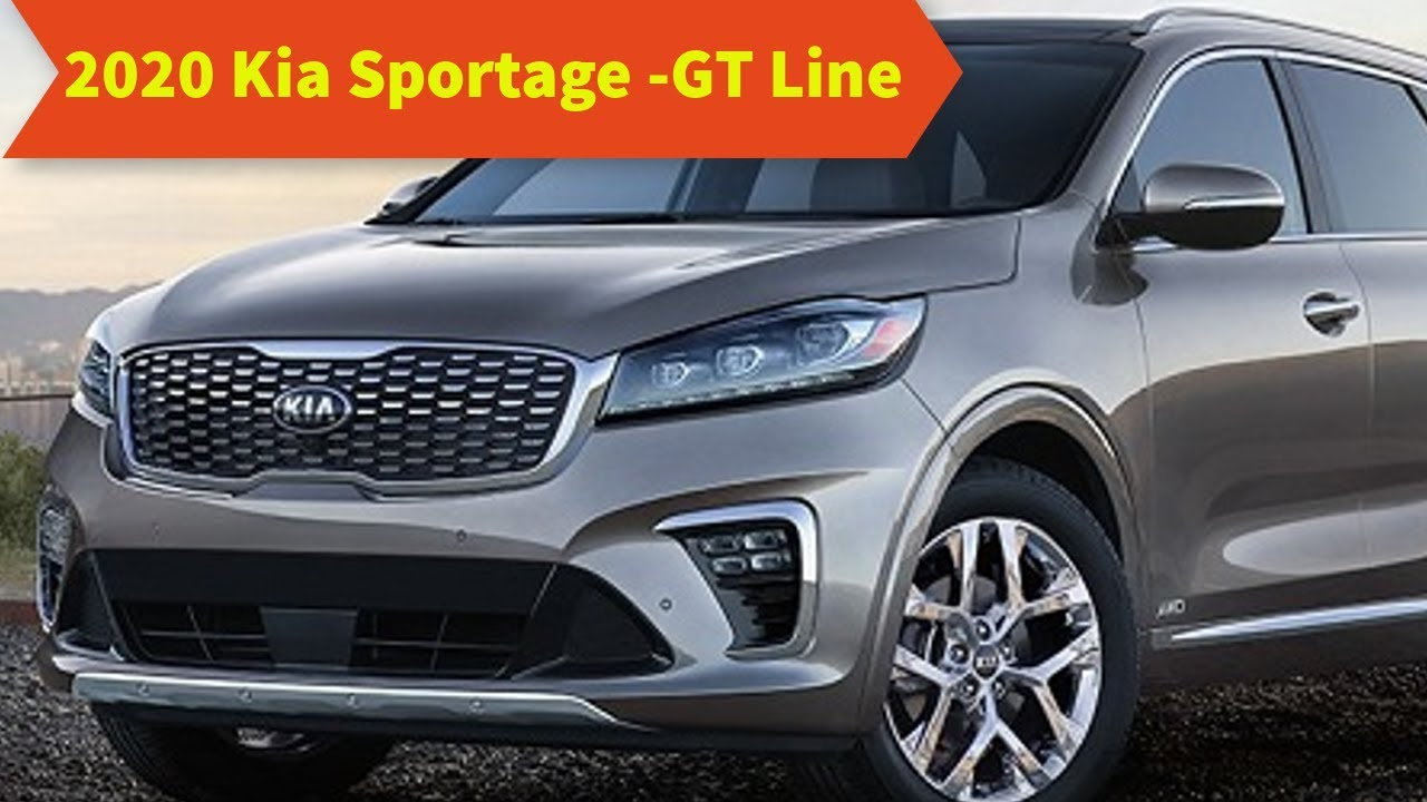 2020 Kia Sportage Review.Complete Car Info For 24 A 2020 Kia Sportage New Model And