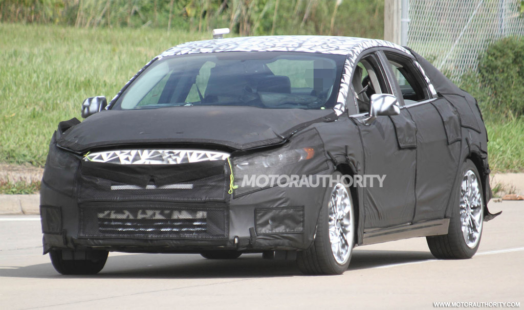 24 A 2020 The Spy Shots Ford Fusion Pictures