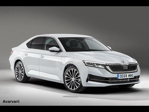 24 A 2020 The Spy Shots Skoda Superb Reviews