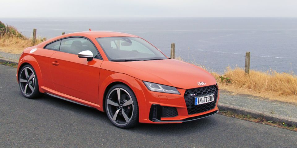 24 All New 2019 Audi Tt Rs Price Design and Review