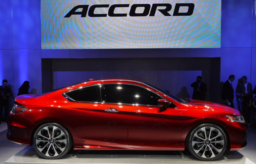 24 All New 2019 Honda Accord Coupe Sedan Redesign and Concept