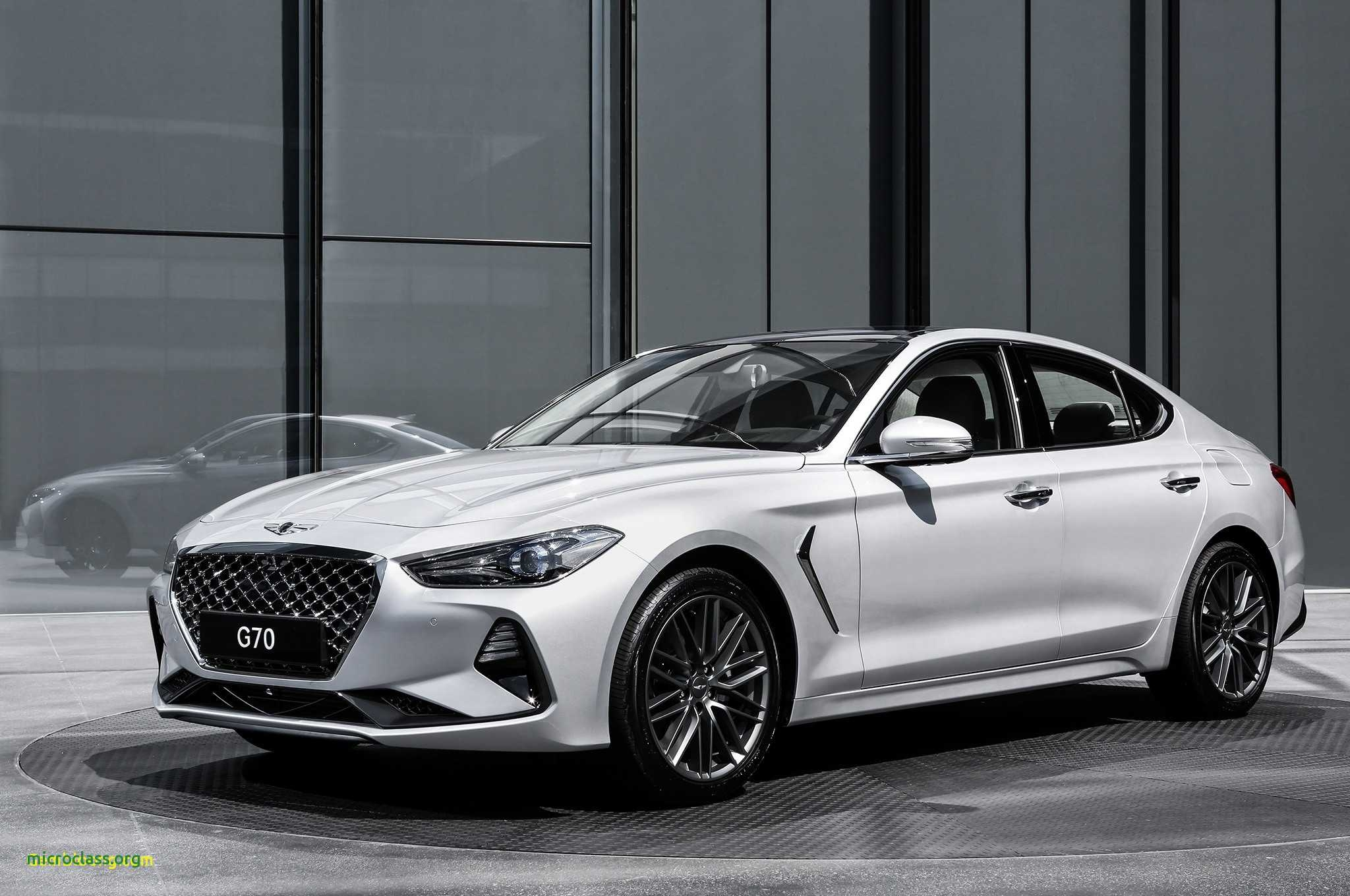 24 All New 2019 Hyundai Genesis Coupe V8 Concept and Review