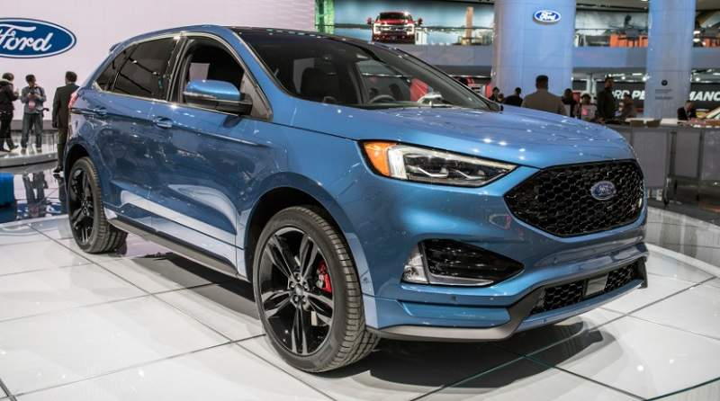 24 All New 2020 Ford Edge Concept and Review