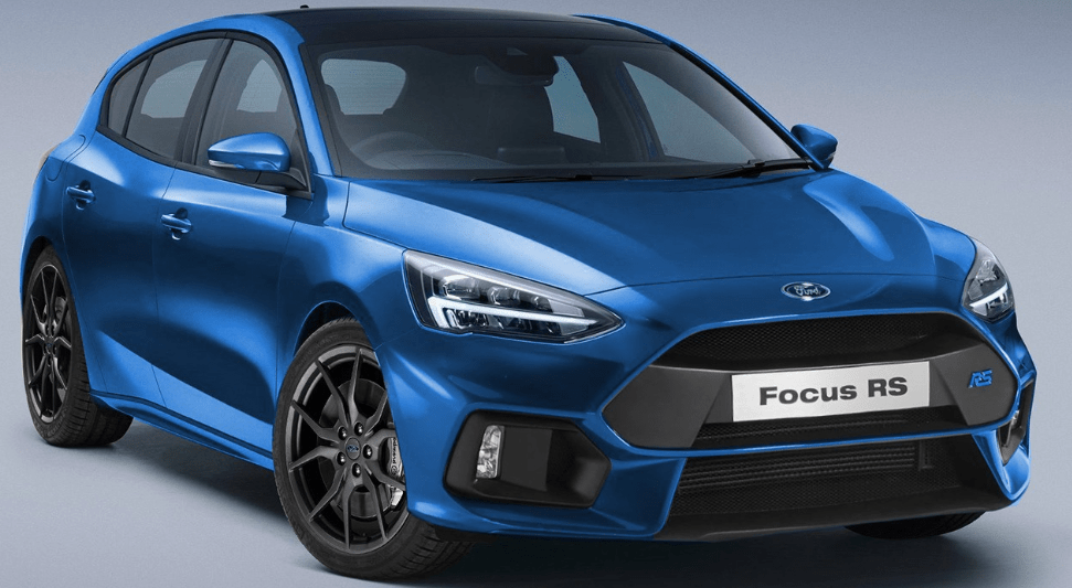 24 All New 2020 Ford Focus RS First Drive
