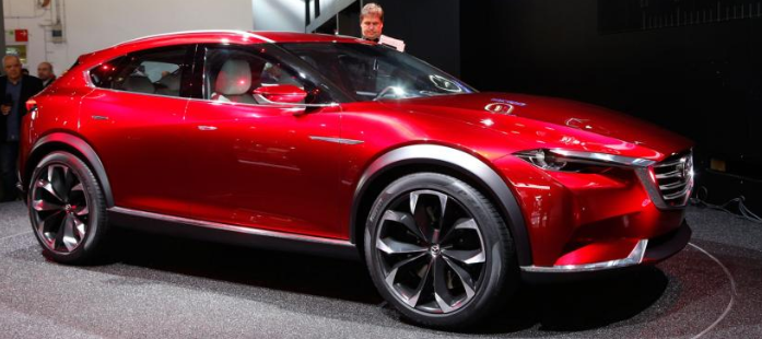 24 All New 2020 Mazda Cx 7 Release Date and Concept