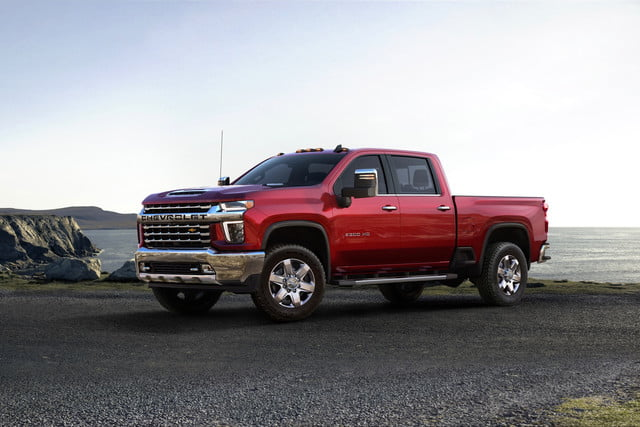24 All New 2020 Silverado Hd New Model and Performance