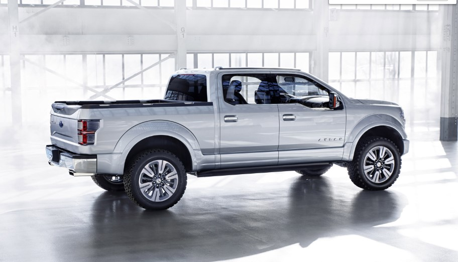 24 Best 2020 Ford Atlas Concept