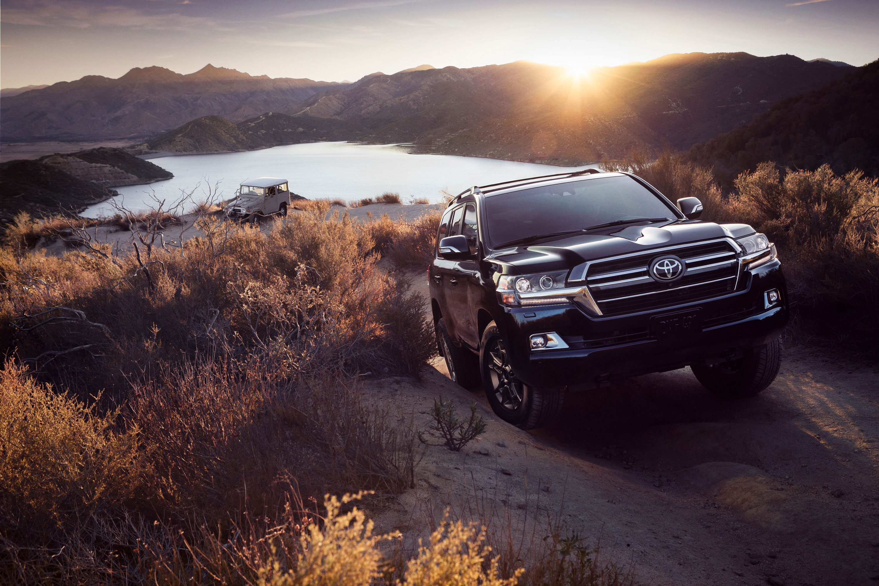 24 Best 2020 Toyota Land Cruiser Wallpaper