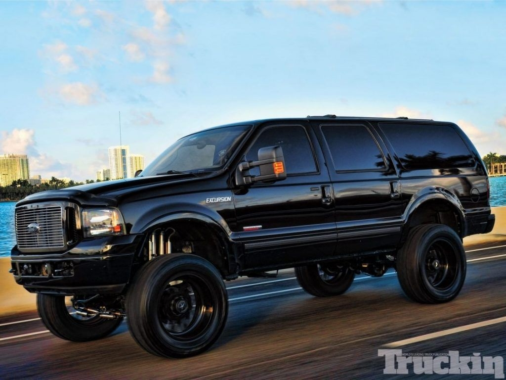 24 New 2019 Ford Excursion Diesel Performance