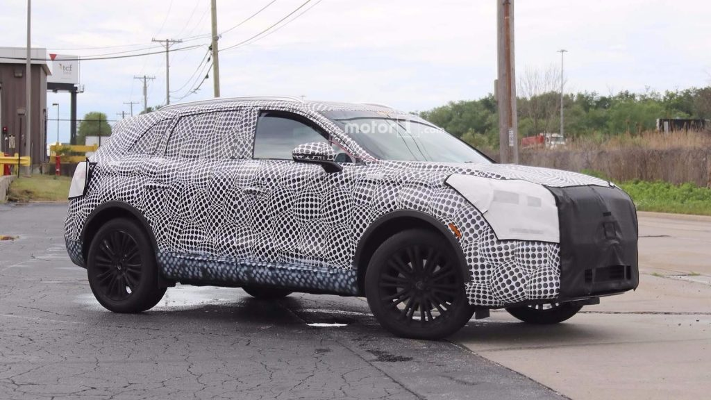 24 New Spy Shots Lincoln Mkz Sedan Rumors