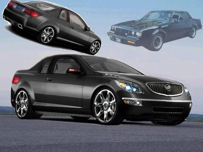 24 The 2019 Buick Gnx Release