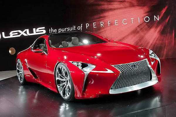 24 The 2019 Lexus Lf Lc Engine