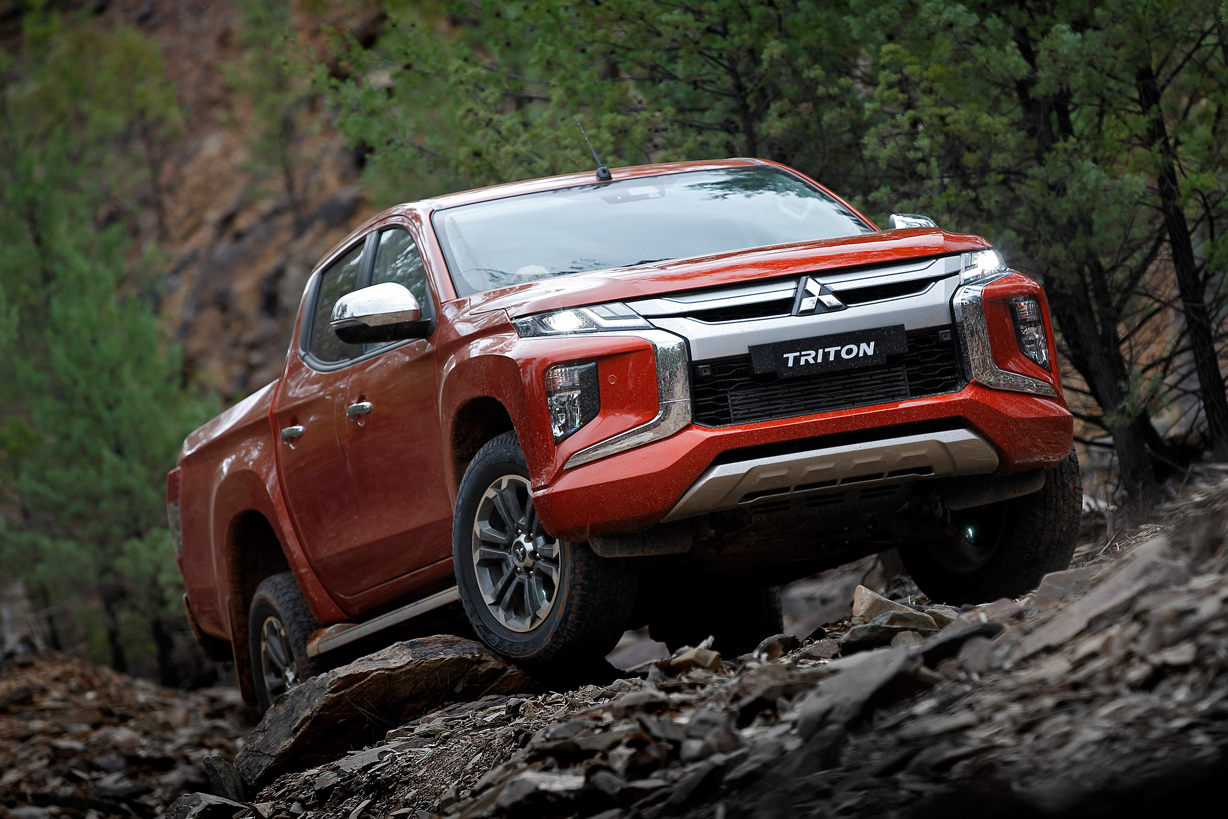 24 The 2019 Mitsubishi L200 Model