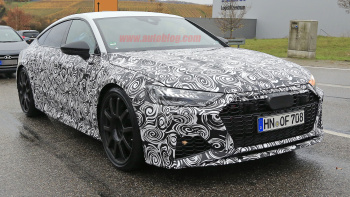 24 The 2020 Audi Rs7 Performance and New Engine