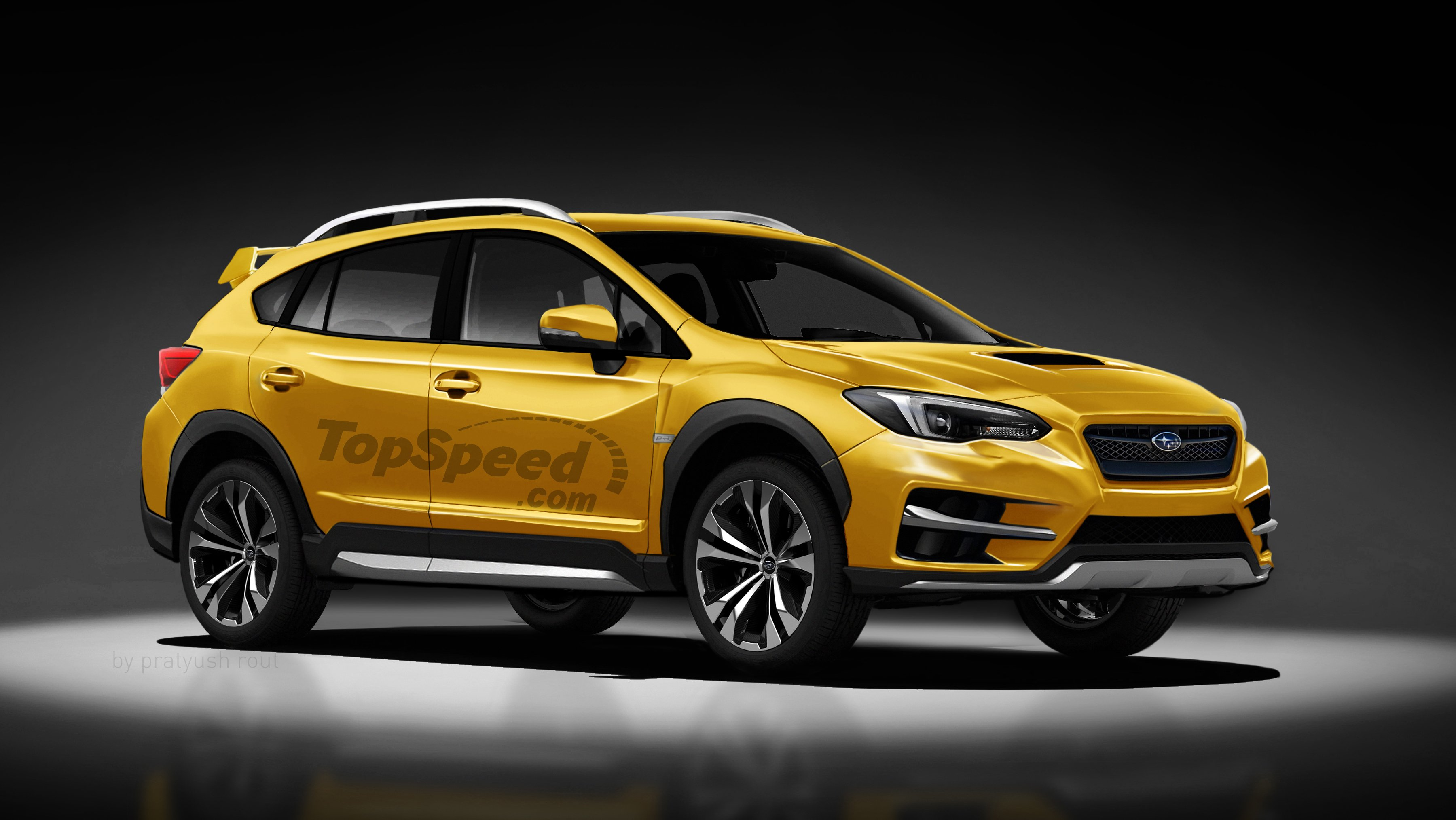 24 The 2020 Subaru Crosstrek Spesification