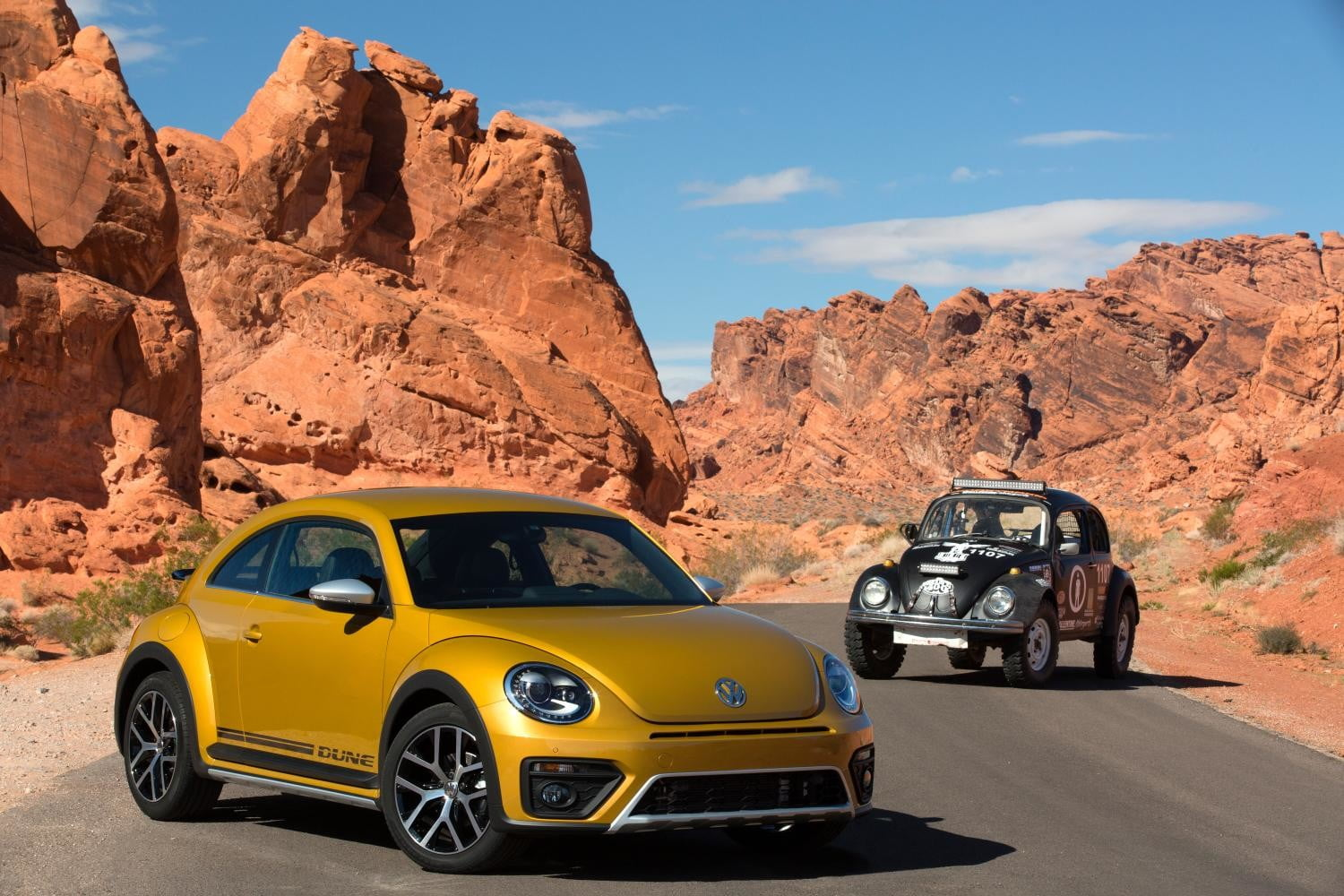 24 The 2020 Volkswagen Beetle Dune Concept