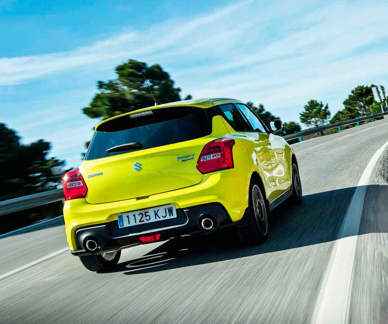 24 The Best 2019 New Suzuki Swift Sport Concept