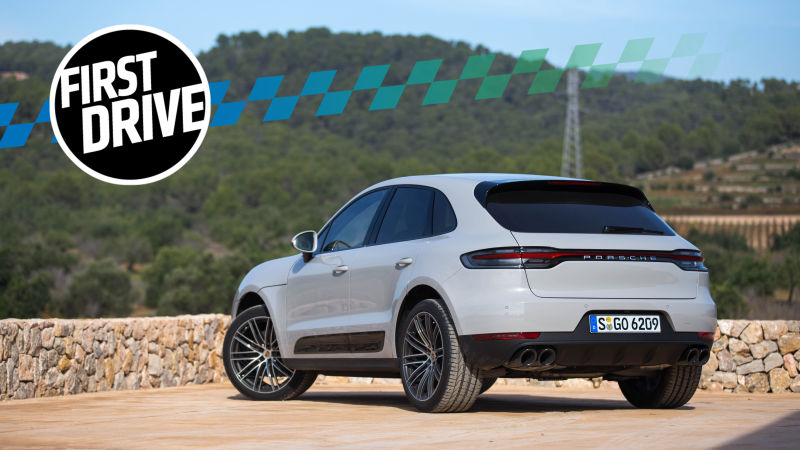 24 The Best 2019 Porsche Macan Turbo Redesign and Review