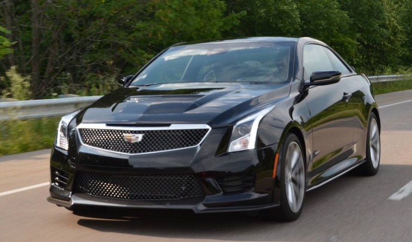 24 The Best 2020 Cadillac Ats V Coupe Picture