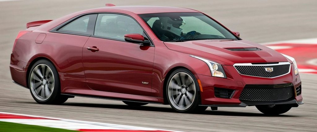24 The Best 2020 Cadillac Ats V Coupe Release Date and Concept