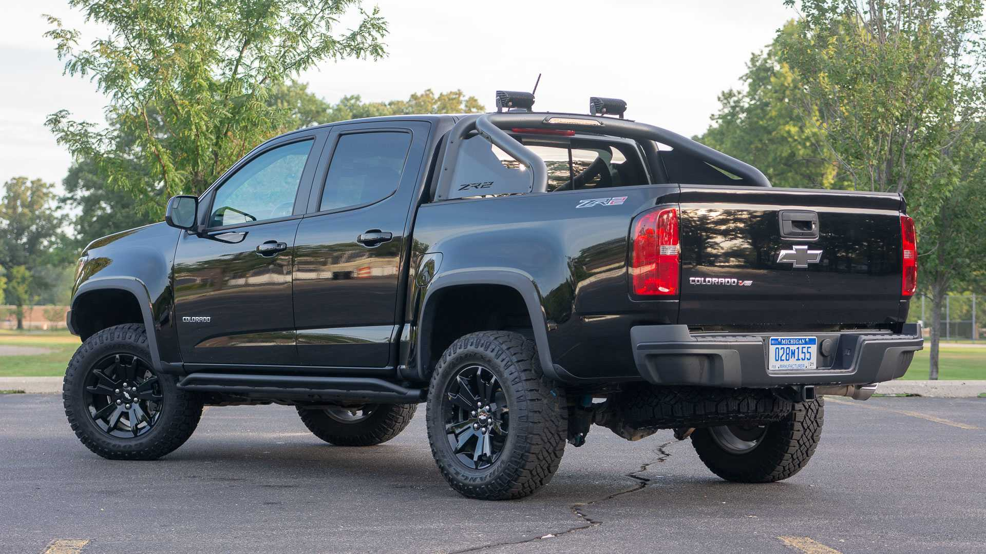 24 The Best 2020 Chevrolet Colorado Z72 Price