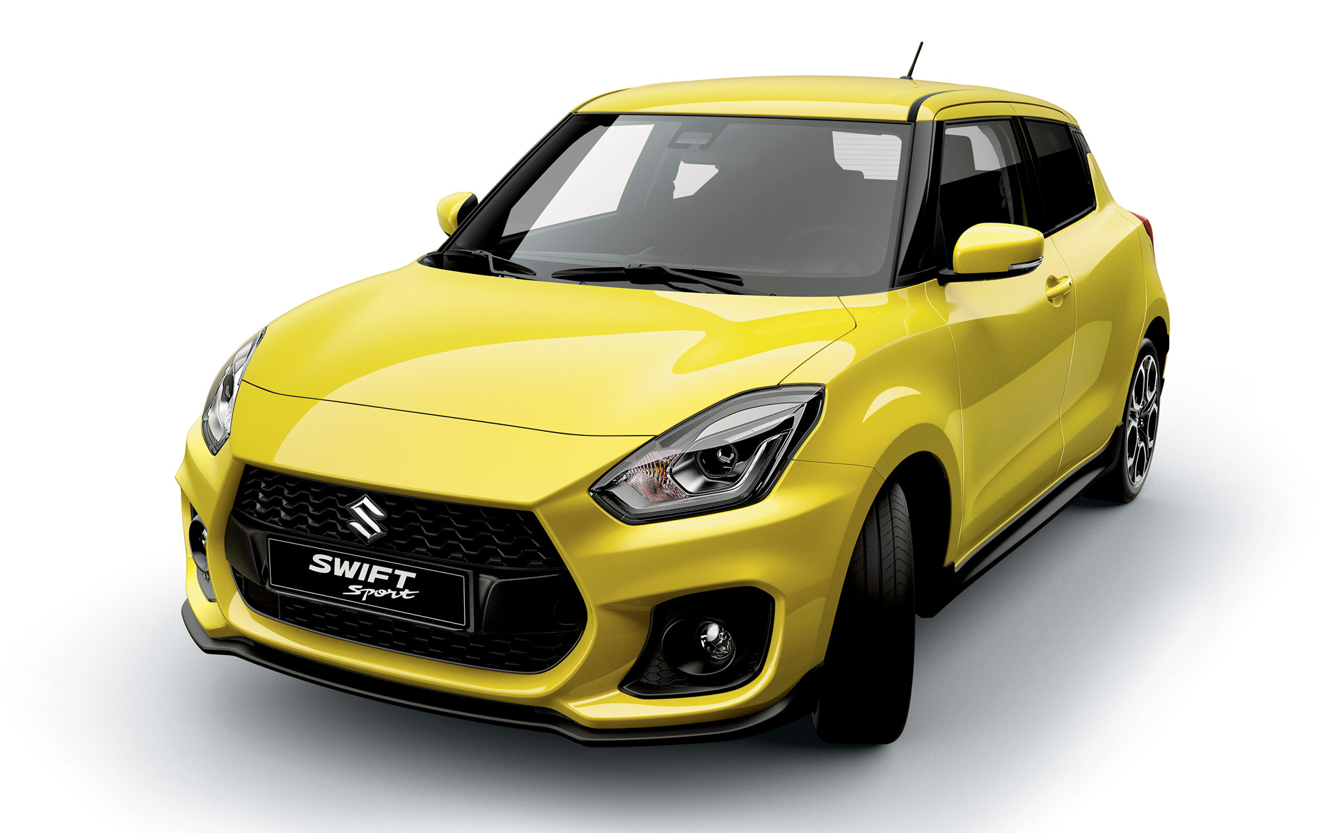 24 The Best 2020 New Suzuki Swift Sport Spy Shoot