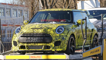 24 The Best 2020 Spy Shots Mini Countryman Redesign
