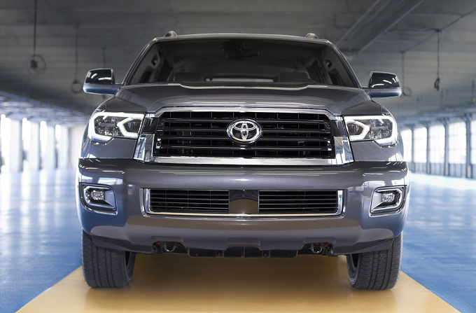 24 The Best 2020 Toyota Sequoias Redesign and Review