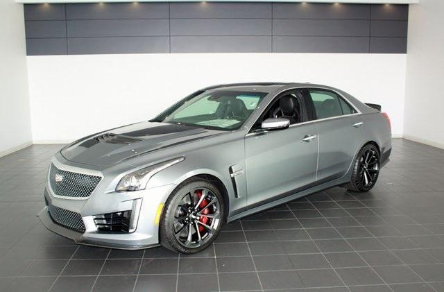 25 A 2019 Cadillac Cts V Spesification