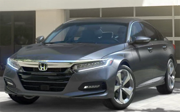 25 A 2020 Honda Accord Spirior Photos