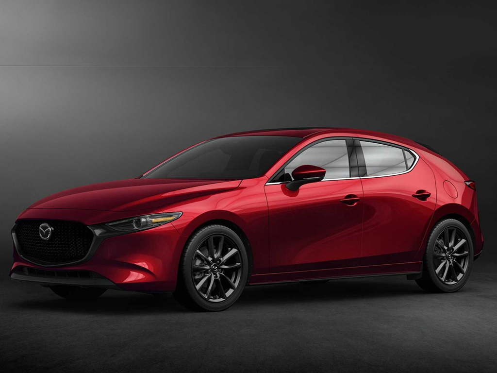 25 A 2020 Mazda 3 Speed Test