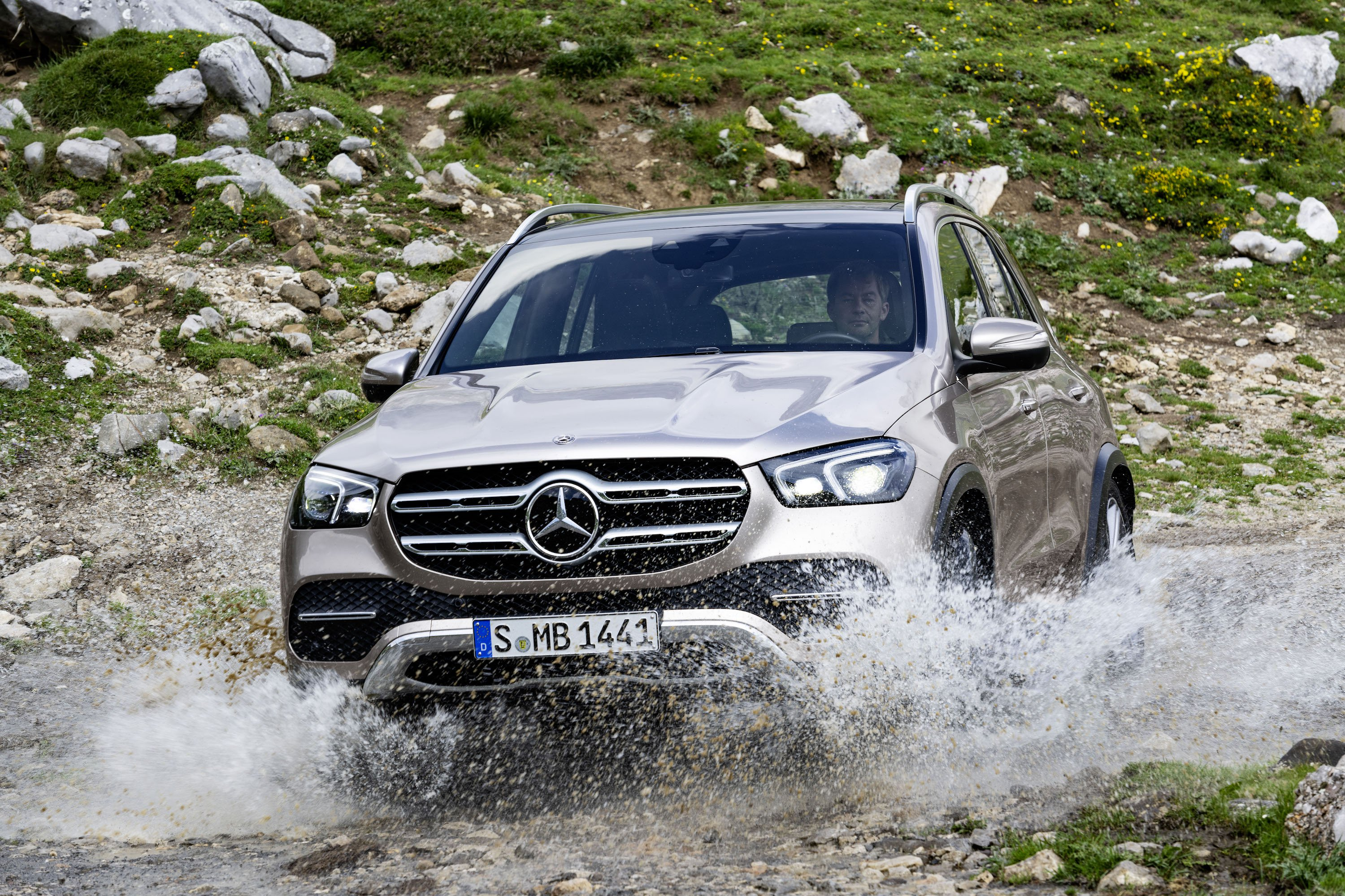 25 A 2020 Mercedes Ml Class Configurations