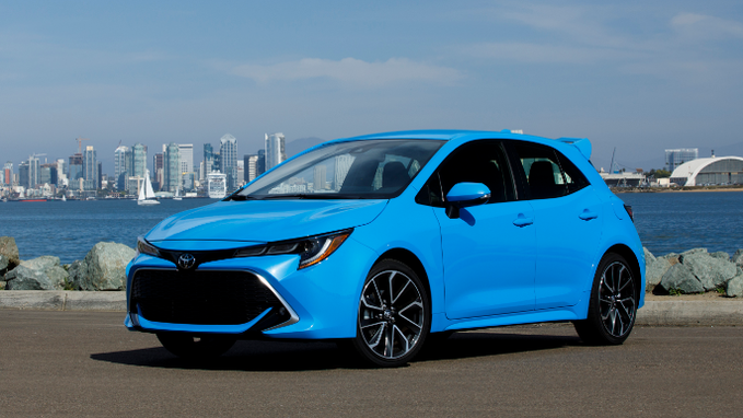 25 A 2020 Toyota Corolla Hatchback Reviews