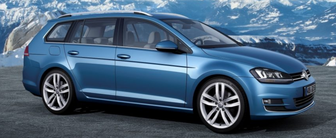 25 A 2020 Vw Golf Sportwagen Pictures